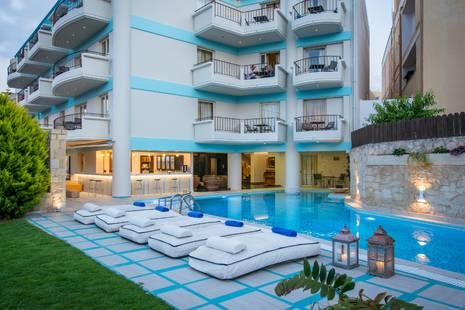 Anesis Blue Boutique Hotel(Ex. Lefteris Apartments)