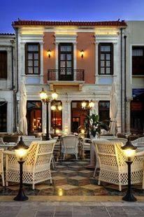 Civitas Rethymnae Boutique Hotel