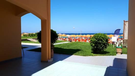 Miramare Annex High Beach