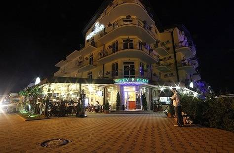 Green Plaza