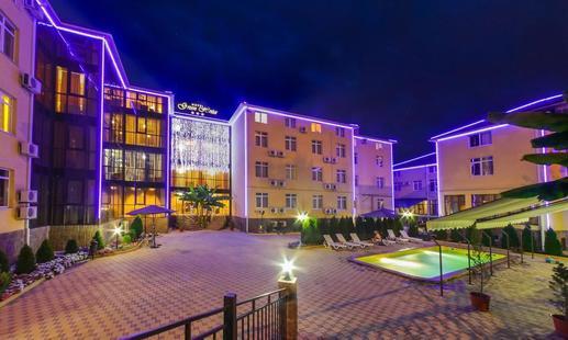 Green Hosta Hotel