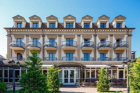 Отель Маринус