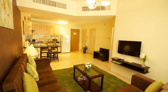 Oasis Court Hotel Apartment