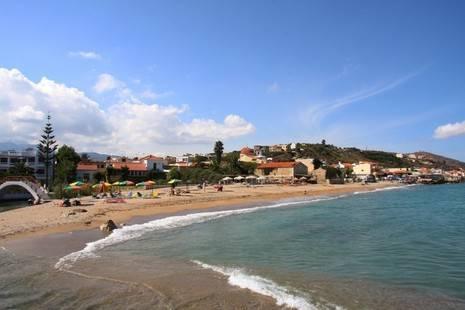 Kalyves Beach