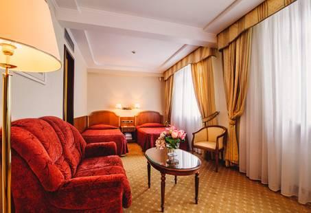 Отель Ореанда