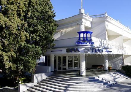 Отель Приморский Парк