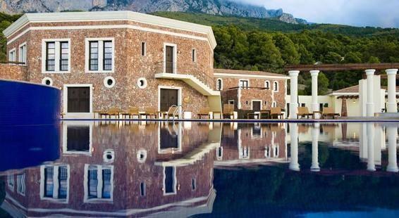 Резиденция Крымский Бриз