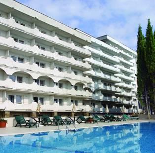 Отель Кичкине