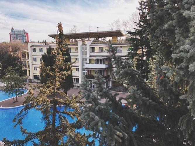 Санаторий Славутич