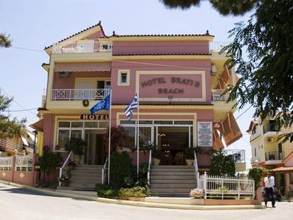 Brati Il Beach Hotel