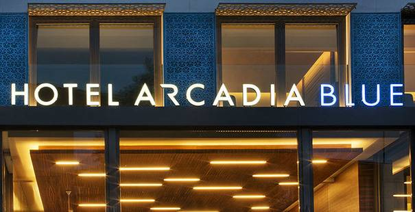 Arcadia Blue Hotel