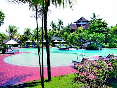 Inna Kuta Beach Hotel