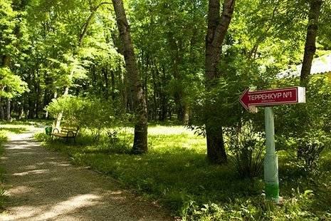 Санаторий Лесной