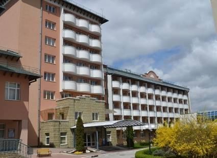 Санаторий Долина Нарзанов