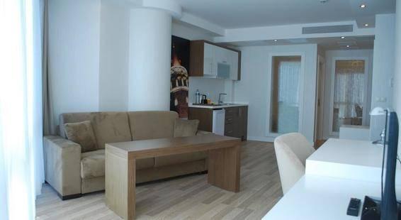 Bika Suites Esenurt Hotel