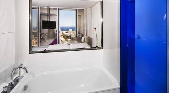 The Level At Melia Barcelona Sky