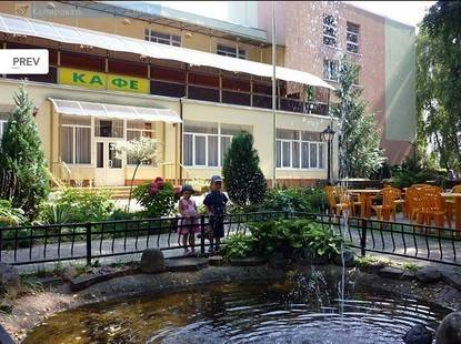 Санаторий Янтарь