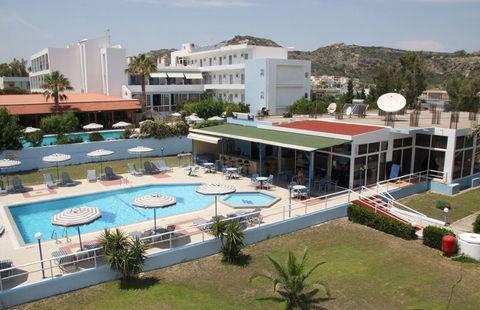Lagonas Beach Hotel