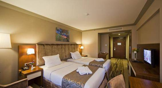 Volley Hotel Istanbul