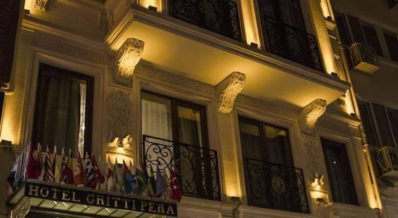 Gritti Pera Hotel