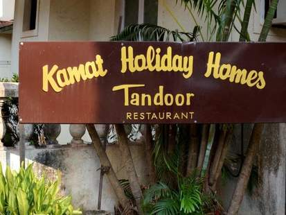 Kamat Holidays Homes