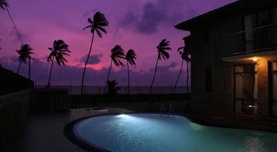 C & I Beach Hotel