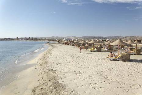 The Three Corners Sea Equinox Beach Resort