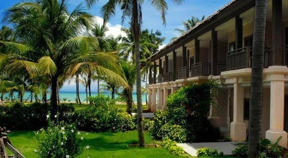 The Andamania Beach Resort