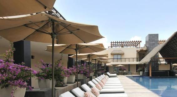 Aldea Thai Luxury Condohotel