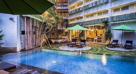 Grandmas Hotel Tuban