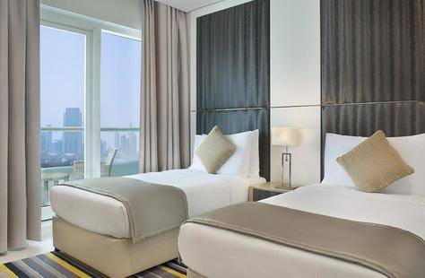 Damac Maison Luxury Hotel Apartments