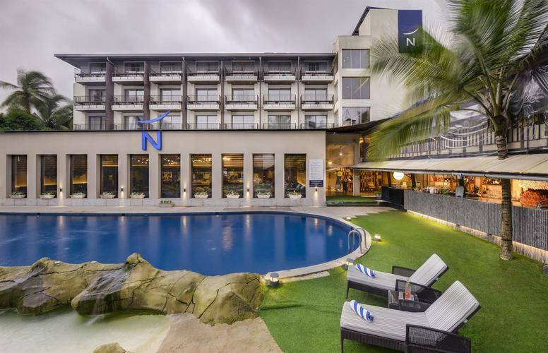 Novotel Goa Shrem Resort