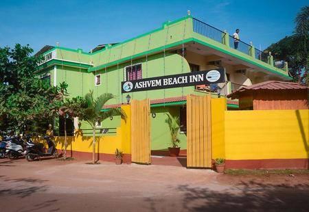 Ashvem Beach Inn Hotel
