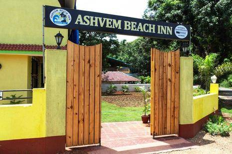 Ashvem Beach Inn Hotel