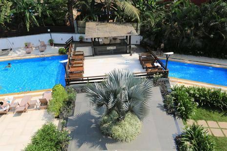 Nagoa Grande Resort & Spa