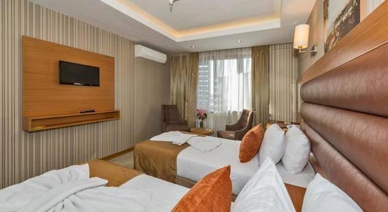Istanbul Regno Hotel
