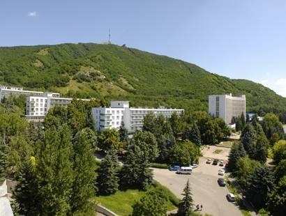 Санаторий Ленинские Скалы