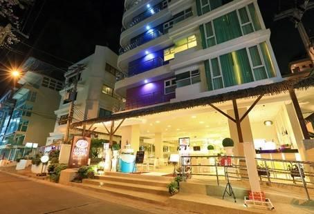 Pattaya Sea View Hotel
