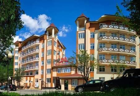 Славяновский Исток Отель