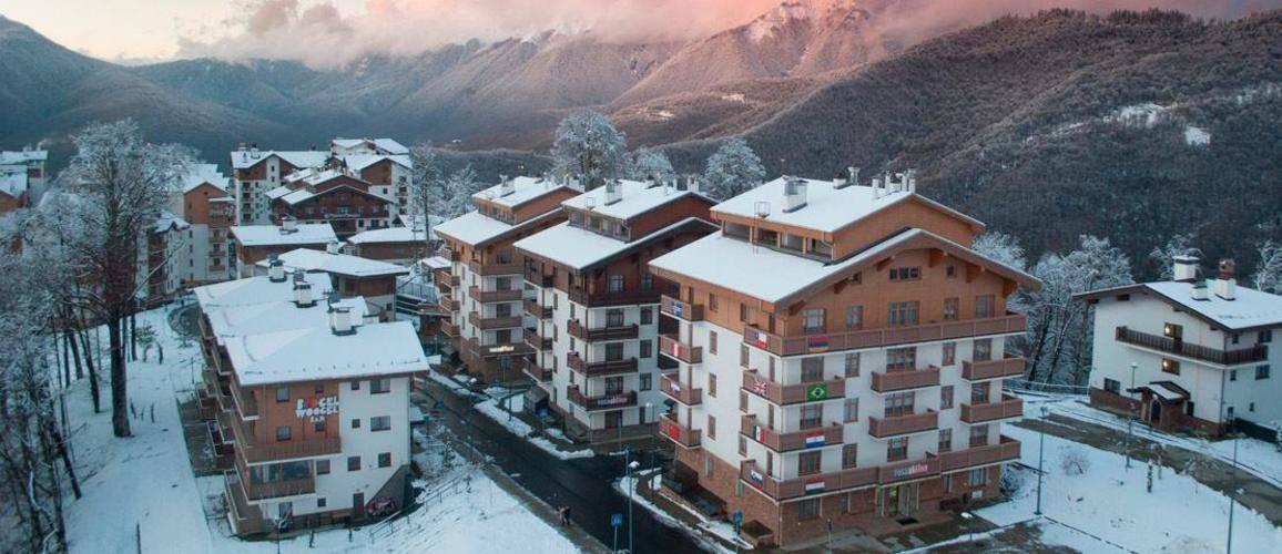 Rosa Ski Inn Hotel (Роза Ски Инн Отель)