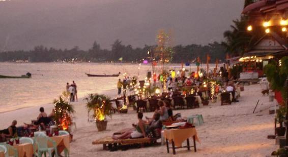 Nantra Chaweng Beach