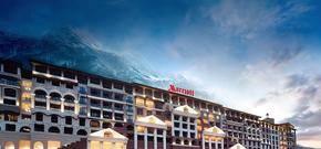 Marriott Красная Поляна Отель
