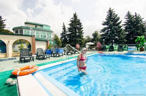 Санаторий Пятигорский Нарзан
