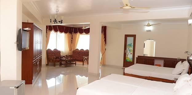 Pappukutty Beach Resort