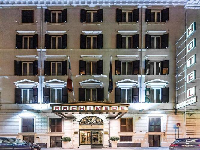 Archimede Hotel