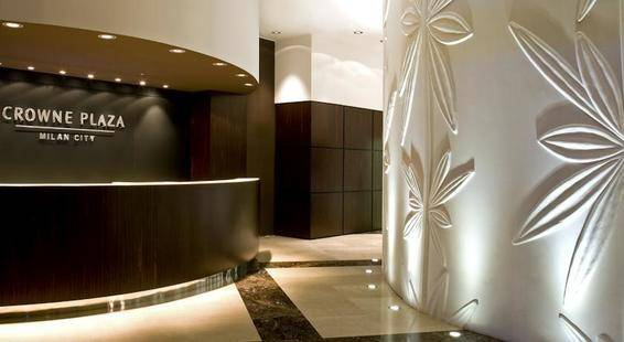 Crowne Plaza Hotel Milan City