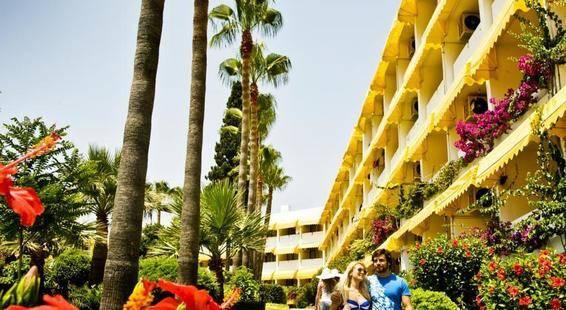 Yalihan Aspendos Hotel