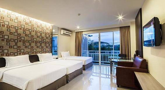 Golden City Rayong Hotel