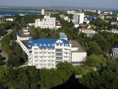 Санаторий Русь