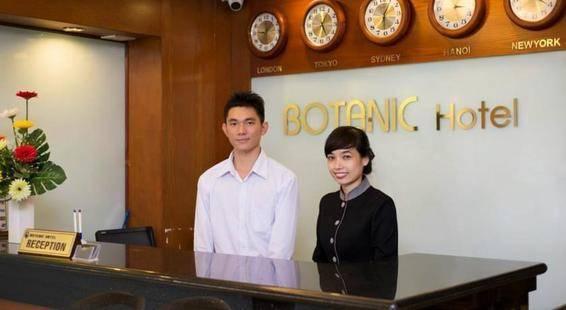 Botanic Hotel